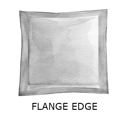 sq flange edge