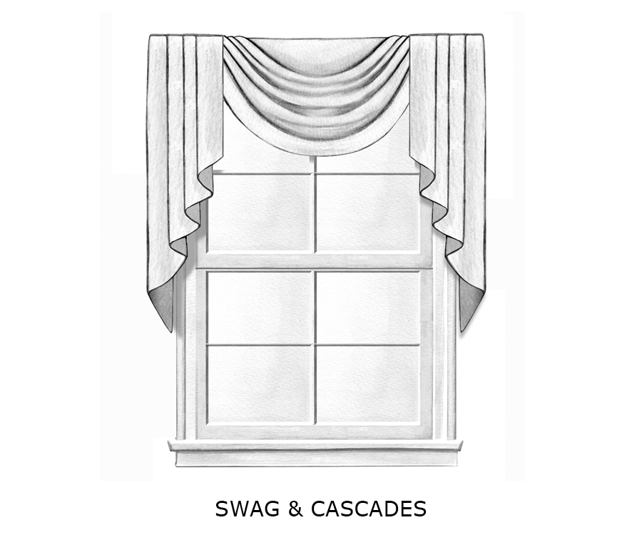 swag and cascades