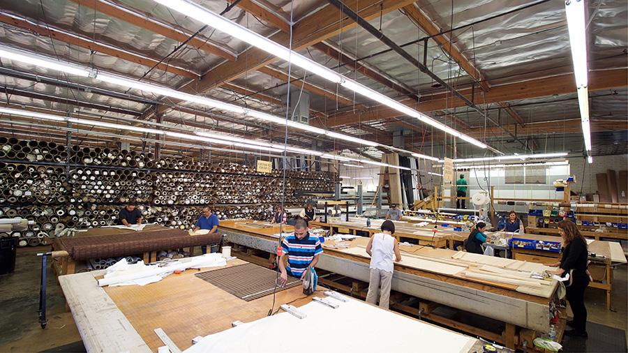 FABRITEC NWS Workroom