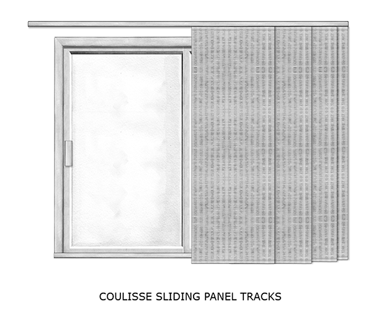 Coulisse Sliding Panel photo
